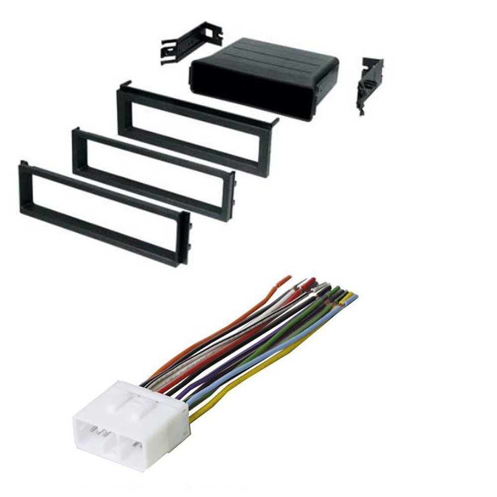 AMERICAN INTERNATIONAL SBK936 1990-1992 Subaru Legacy Dash Kit