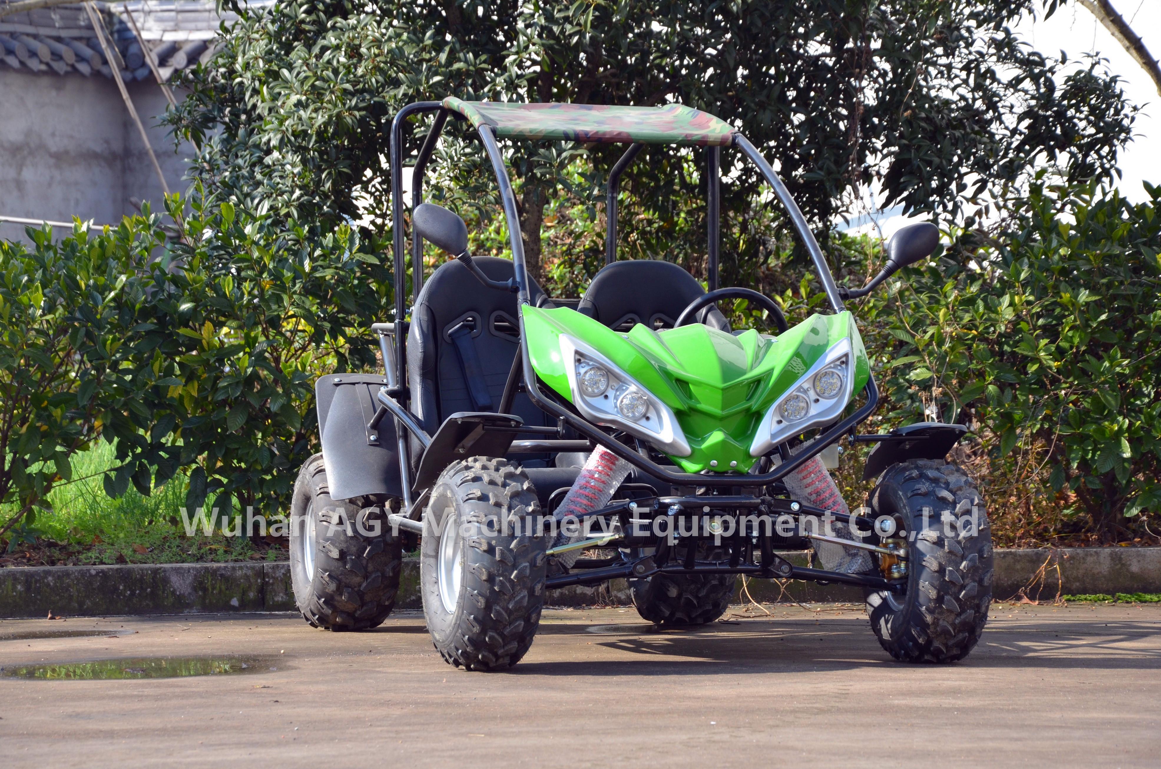 AGY for kid children 125cc mini buggy