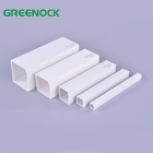 Fireproof Different Size 16X16 25X16 40X25 50X50 100X50 100X100 Electrical Cable PVC Trunking