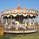 Beston beautiful merry go round / amusement park rides mini carousel for sale