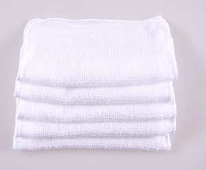 Hand towel tablets disposable aircraft towel
