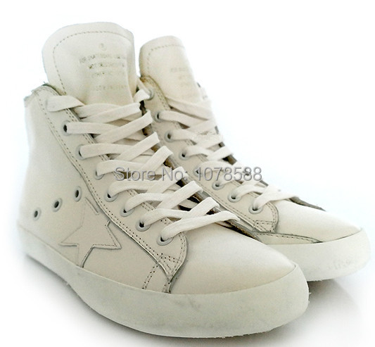 New Hot shoes Golden Goose luxury brands GGDB white Sneaker Worn Men Women high Cut Shoes Sneakers Italian shoes size 34-46