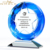 Crystal Circle Star All Around Star Trophy Award
