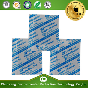 Anti-Oil Food Grade Oxygen Absorber/Deoxidizer for Nuts