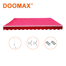 #DX100 Promotional Waterproof DIY Retractable Awnings