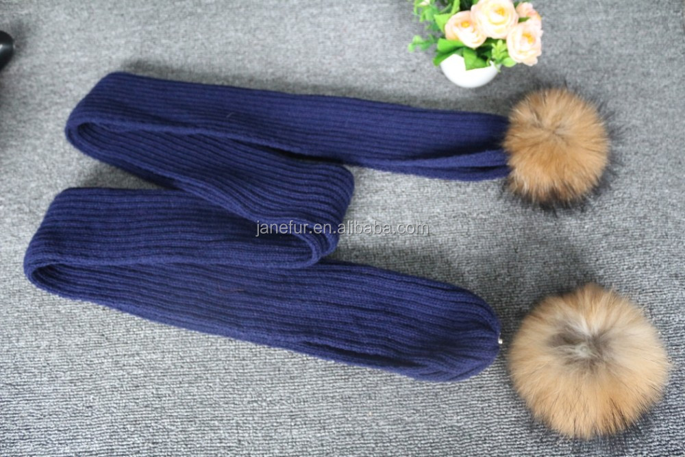 Fashion popular product factory wholesale good quality knitted hat match scarf