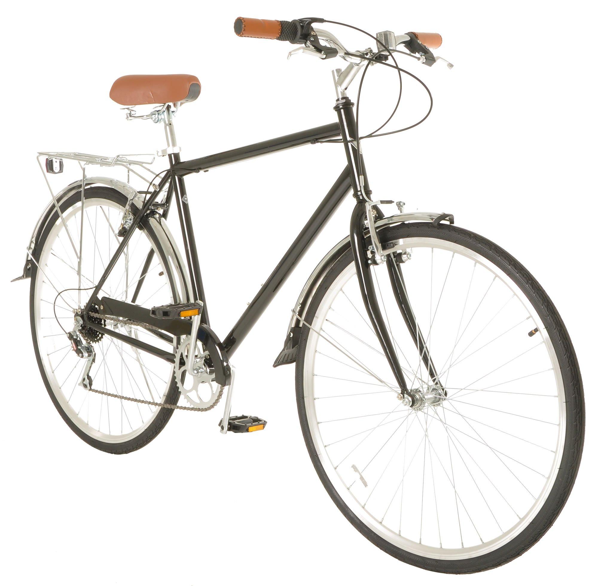 d017ebf5ba1 Buy Vilano Mens Hybrid Bike 700c Retro City Commuter in Cheap Price ...