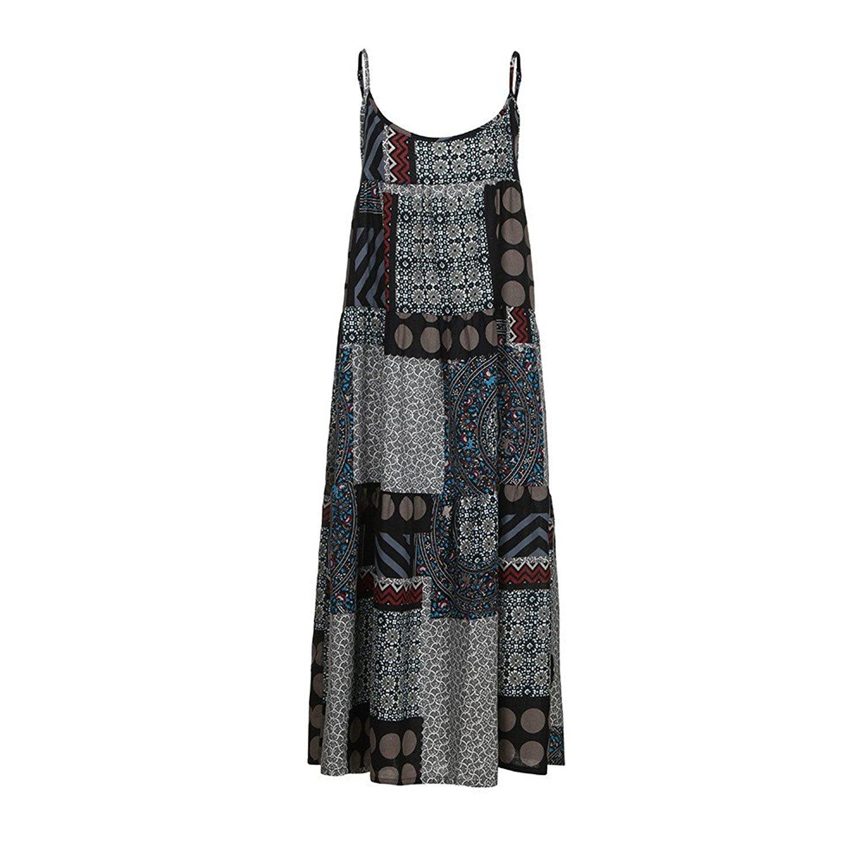 7ef5df3a16 Get Quotations · Hotkey® Clearance Women Dresses On Sale Plus Size Cocktail  Party Evening Boho Plus Size Dress
