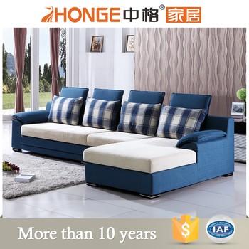 Foshan Furniture Factory Blue Sofa Fabric Corner Set Designs - Buy Blue  Sofa,Fabric Corner Sofa Set Designs,Foshan Furniture Factory Product on ...