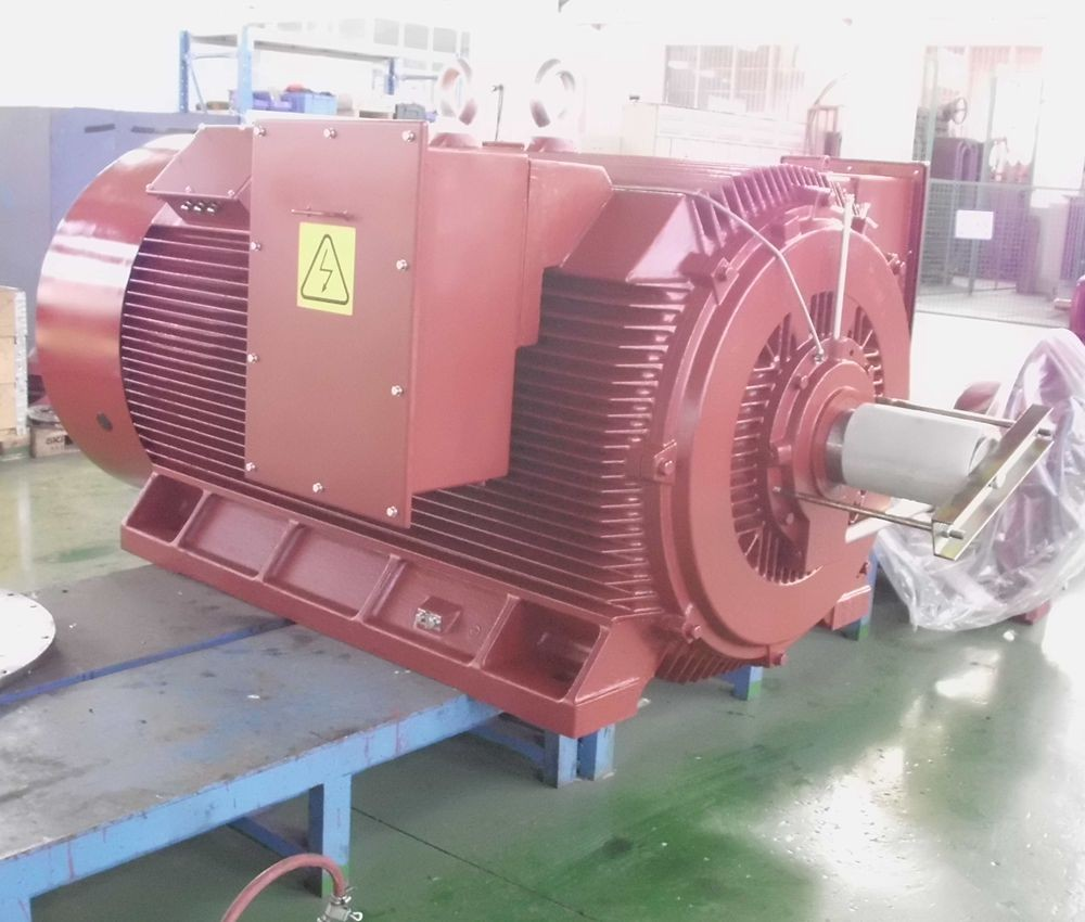 Asynchronous motor double shaft electric motors y2hv250kw for Electric motor shaft types