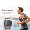 OEM Welcome New Sports Armband for All size cellphones with Headphone Jack