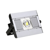 Floodlight Cob 20w 50w Motion Sensor dimmable Outdoor Flood Led advertising Light