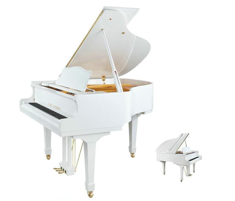 Royal Series White Grand Piano Fep 168a Buy Digital