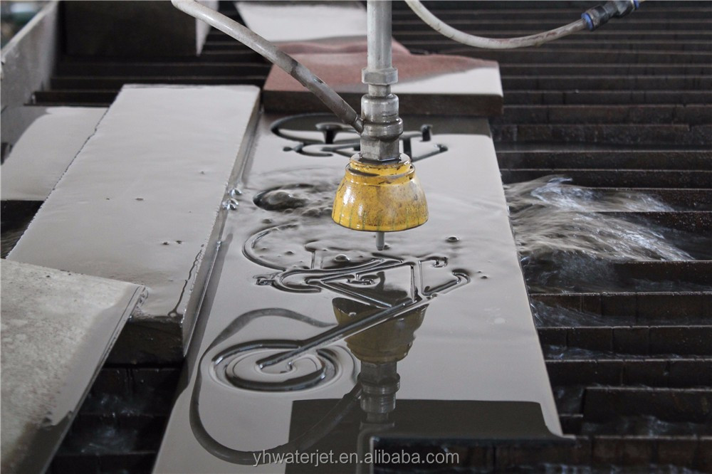 3 Axis 2d Abrasive Cutting Head For Cnc Water Jet Cutter Machine - Buy Cnc  Water Jet Cutting Machine,Water Jet Cnc,3 Axis Waterjet Cutting Machine