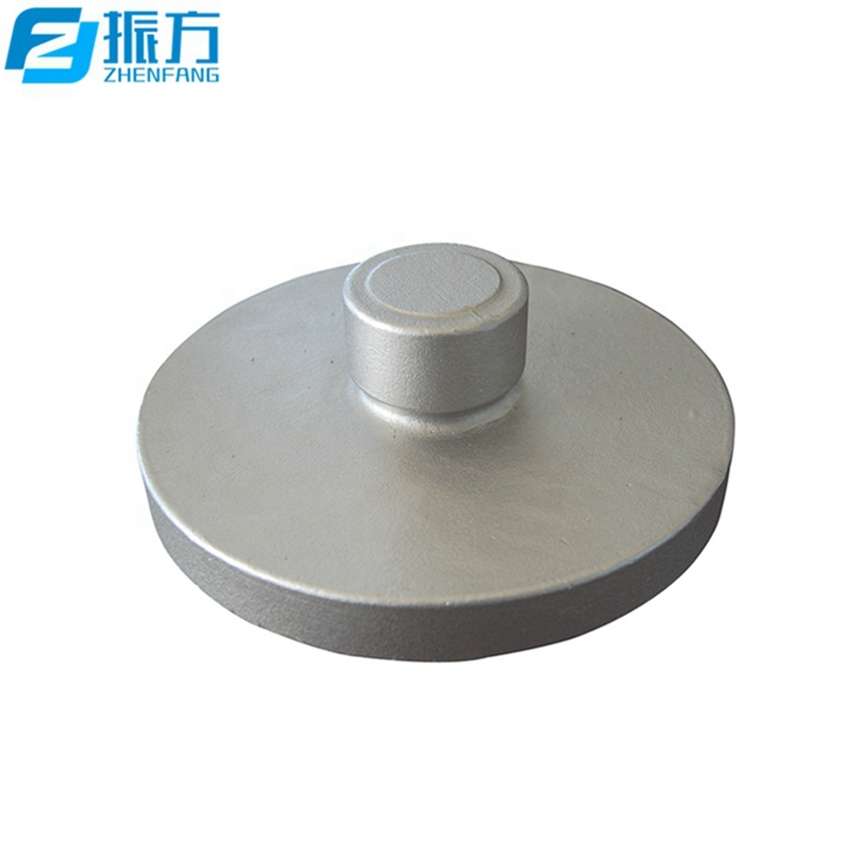 Customized good quality precision casting gear flange