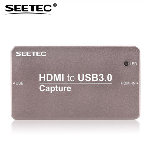 SEETEC HDMI grabber dongle Youtube Live 1080p hd video capture card usb