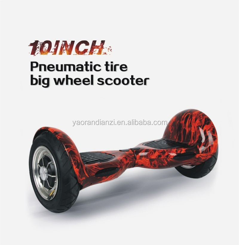 2017 Hot Sale 10 Inch Two Wheel Electric Smart Hoverboard with Bluetooth cheap electric scooter for adults