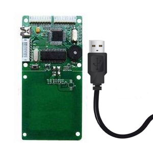 13.56MHz/125KHz Proximity MIFARE card reader module noncontact RFID reader with USB SPI