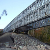 Low Cost Comprehensive After-sales Service New Type Bailey Bridge
