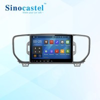9 inch HD special android car stereo dvd with GPS for Sportage 2016