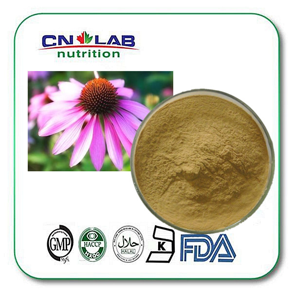 4% Choric Acid Gold Seal Now Echinacea Powder and tablets