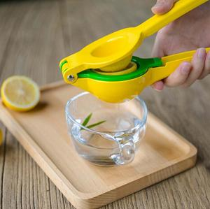 Top Rated Premium Quality Metal Lemon Lime Squeezer - Manual Citrus Press Juicer