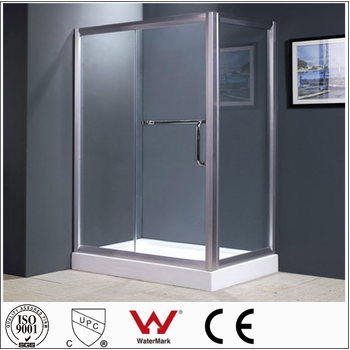 Custom Shower Enclosure With Used Shower Doors   Buy Self cleaning