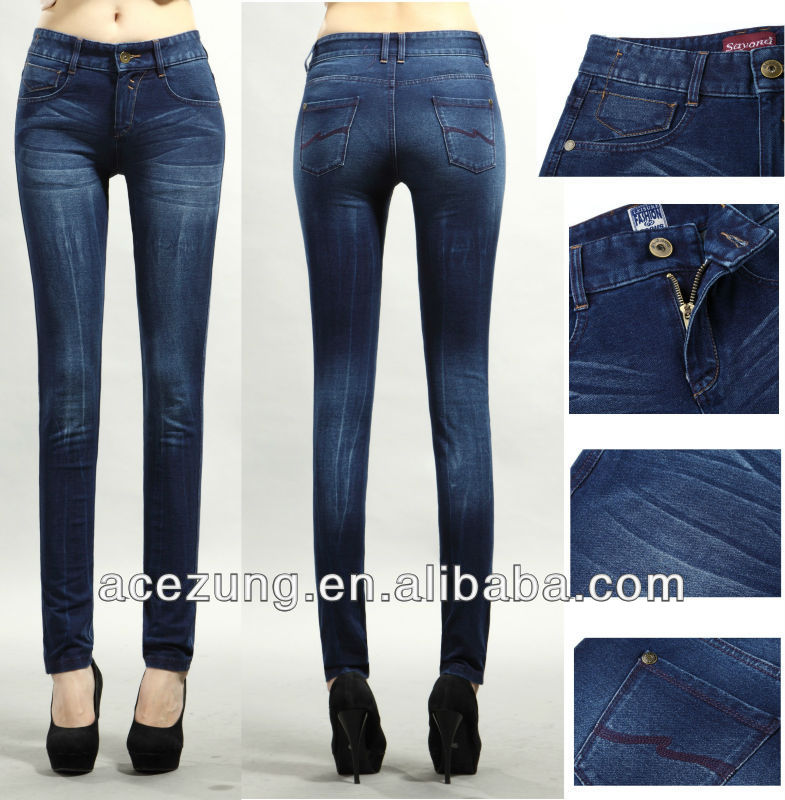 Comfortable Knitting Jeans Pent New Style Denim Jeans Pent Jeans ...