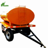 agriculture 2 axles 3 axles small fuel oil farm water tank trailer for tractor