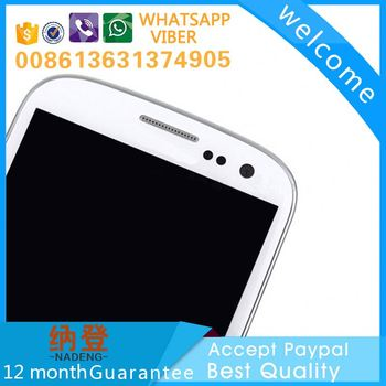 2017 new for samsung galaxy s iii gt-i9300 lcd screen original quality