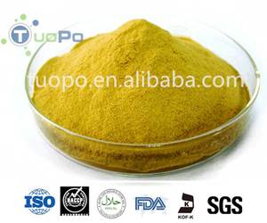 TUOPO Hight quality Autolyed yeast powder for animal feed and fish feed additive