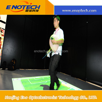 Enotech Interaction Table Projector Display Hologram