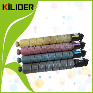2015 new products toner for Ricoh copier MP C400 empty toner cartridge