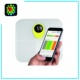 Smart fitness wireless large platform LED display health body analysis monitor GMS BMI weighing scales