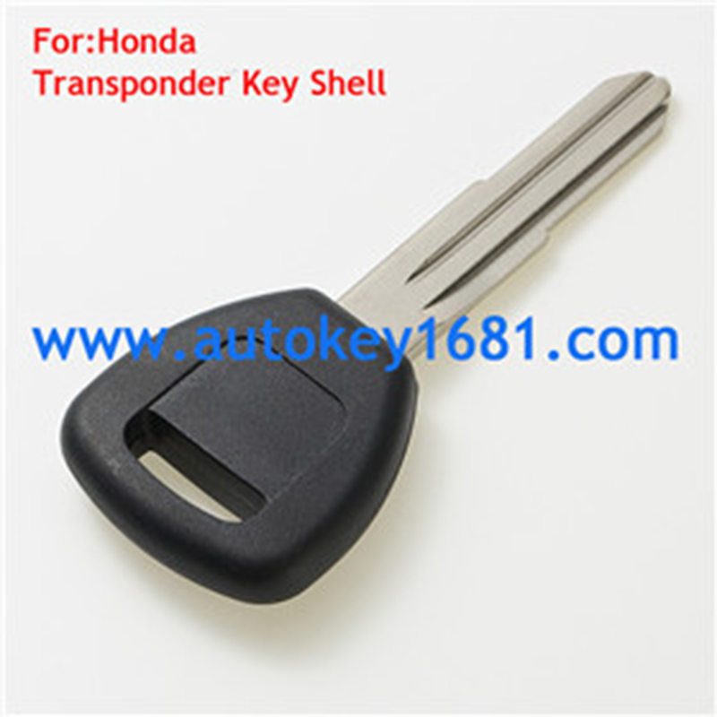 transponder key shell for honda accord odyssey replacement car key case
