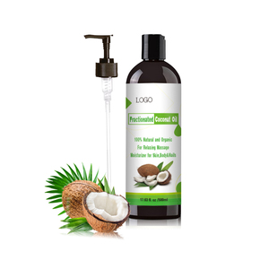 Hot Sale Bulk cold pressed organic coconut oil for Cooking / Skin Care / Hair Care