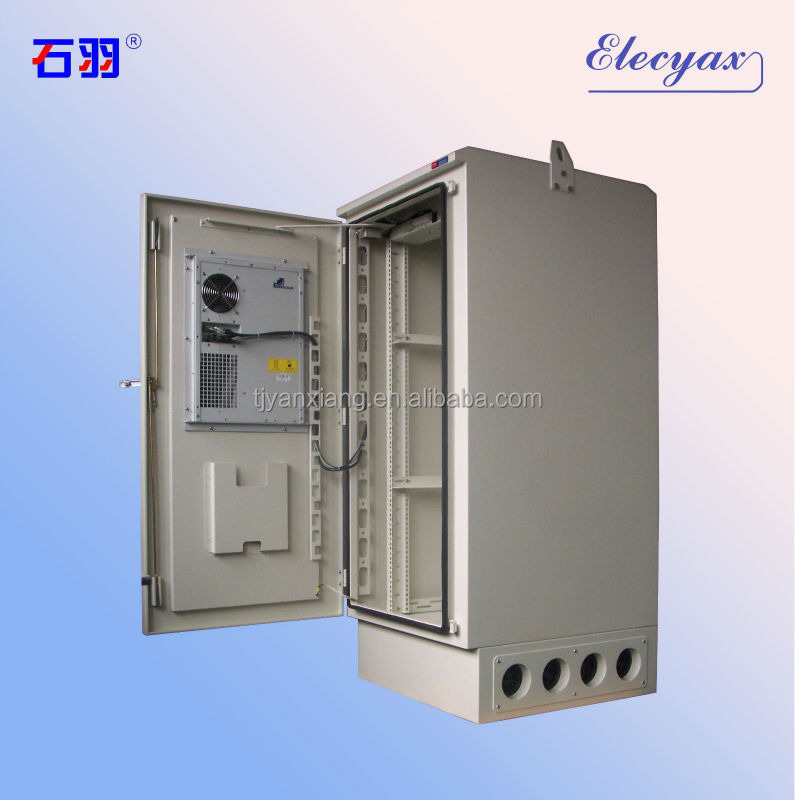 Outdoor telecom equipment battery cabinet server rack - Outdoor electrical enclosures cabinets ...