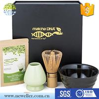 customized Hotsell ceremonial matcha tea set in box packed