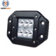 Morsun Auto off road 24w flush mount led 12V 24V DC mini 24w led work light for truck car boat bar 4x4