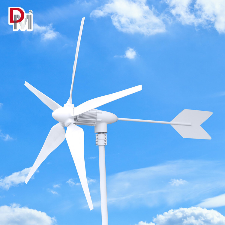 400W Wind Generator/Wind Turbine /Wind Mill With 3 blades/5 blades