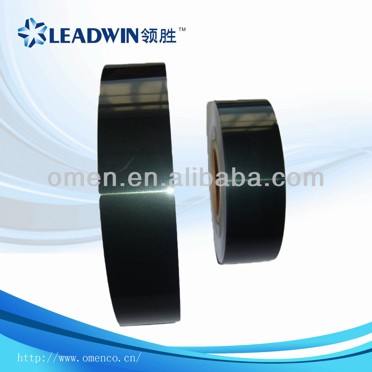 ISO9001 High Voltage Black Nomex paper coated SV for speaker voice coil parts