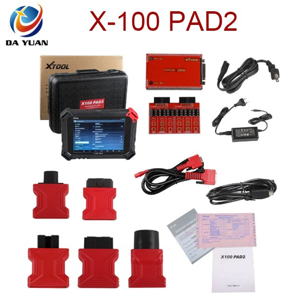 AKP139 XTOOL X-100 PAD2 Special Functions Expert Update Version of X100 PAD