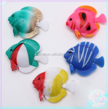 Children Toy Plastic Fish ,Artificial Tropical Fish