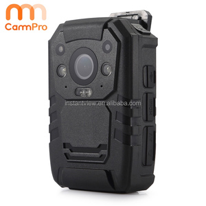True 1296P High Definition IR Night Vision Mini police body camera with 4G/GPS/Wifi for Military Use/Security Guard/Policeman