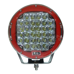 Best sale 9 inch 96w led driving light with 30000 hours life time for auto part offroad, trucks, boats, suv