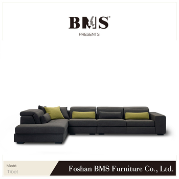 Modern Corner Sofa Fabric Recliner Living Room Sofa - Buy Recliner ...