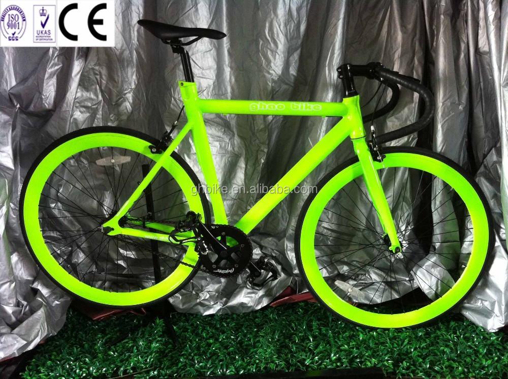 Finden Sie Hohe Qualität Glühen In Der Dunklen Fixie Bike Hersteller ...