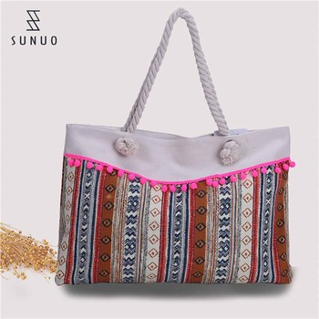 Target Tassel Sparkly Beach Bag For Mom