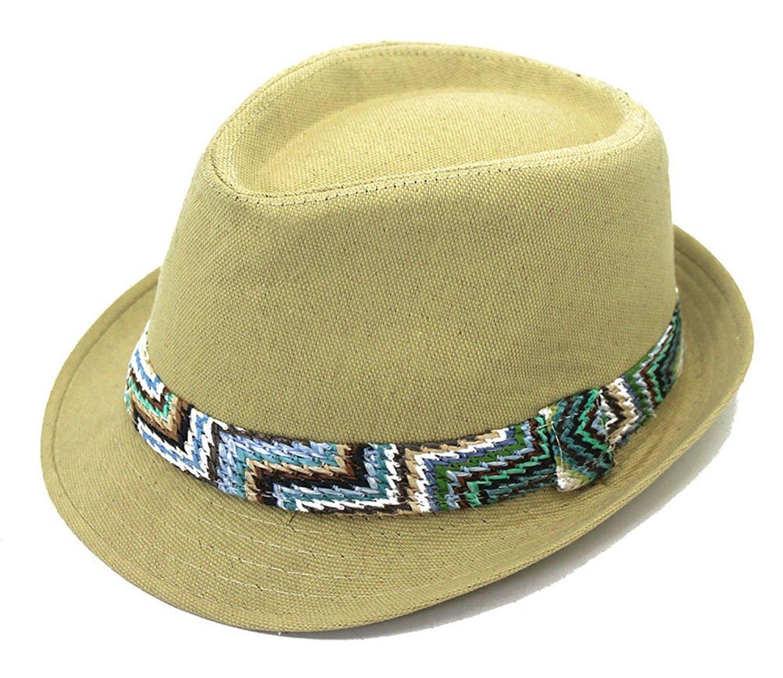 0b9875e12458 Get Quotations · Mens Crushable Wool Felt Solid Fedora Hat Panama Hat for  Winter