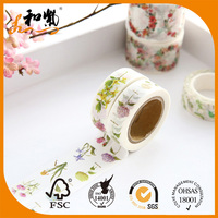 Low Price custom nairobi washi tape